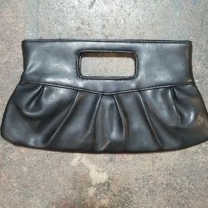Candie's Bags - Candies Embellished Black Clutch